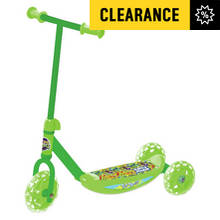 Teenage Mutant Ninja Turtles Half Shell Heros Tri-Scooter