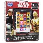 more details on Star Wars Electronic Reader.