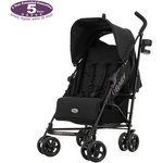 more details on Obaby Zeal Stroller - Black.