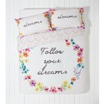 more details on HOME Follow Your Dreams Bedding Set - Double.