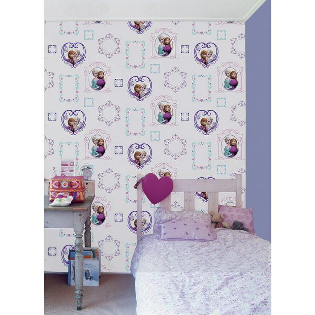 Buy Disney Frozen Frames Wallpaper At Your