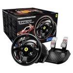 more details on Guillemot T300 Ferrari GTE Edition Gaming Steering Wheel.