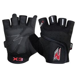 RDX Gel Weightlifting Gloves - Medium/Large