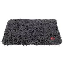 Petface Memory Foam Microfiber Dog Crate Mat - Medium