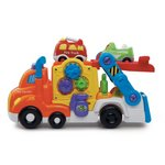 more details on VTech Toot-Toot Drivers Car Carrier Playset.