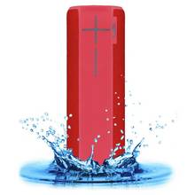 UE BOOM 2 by Ultimate Ears Bluetooth Portable Speaker - Red