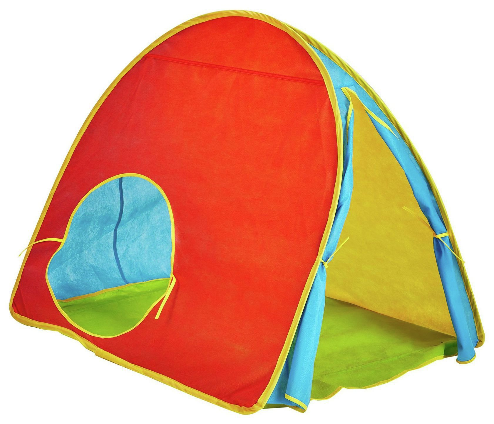 Chad Valley Red Pop Up Play Tent  sc 1 st  Argos : pop up play tent for kids - memphite.com