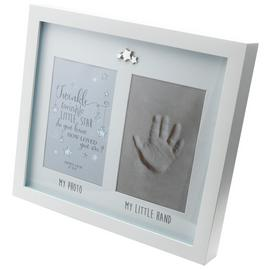 Photo and Hand Print Frame