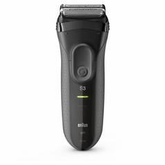 Braun Series 3 3000s Wet and Dry Electric Shaver Best Price, Cheapest Prices