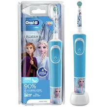 Oral-B Kids Vitality Frozen Electric Toothbrush for Age 3+