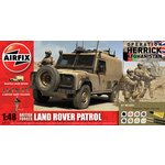 more details on Airfix British Forces Patrol and Support Group 1:48 Model.