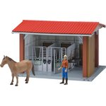 more details on Bruder 62520 BWorld Horse and Stable Playset.