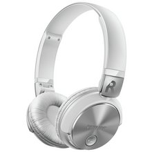 Philips SHB3165 Wireless Headphones - White