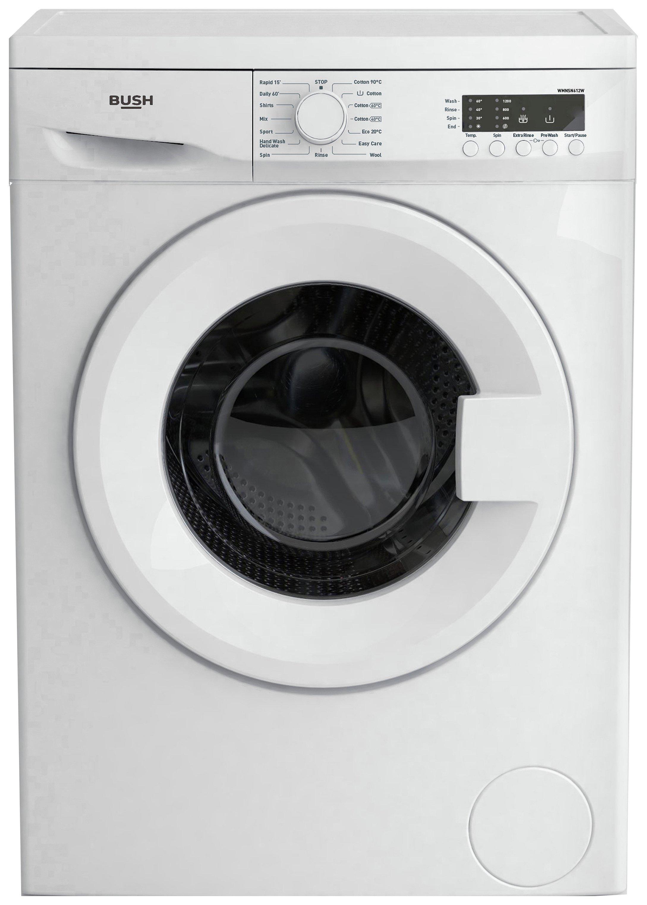 buy bush washing machines at your online. Black Bedroom Furniture Sets. Home Design Ideas