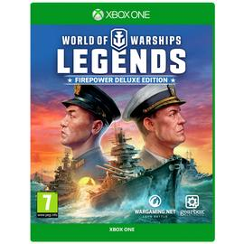 World of Warships: Legends Deluxe Edition Xbox One Game