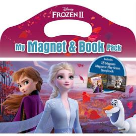 Disney's Frozen 2 My Magnet and Book Pack