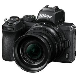 Nikon Z50 Mirrorless Camera with 16-50mm Lens