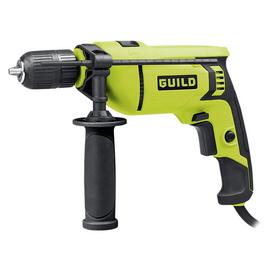 Guild 13mm Keyless High Power Corded Hammer Drill – 750W