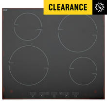 Bush BPIH60B Touch Control Induction Electric Hob - Black