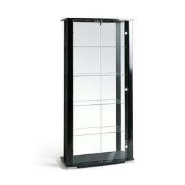 Argos Home Stella 2 Door Glass Display Cabinet