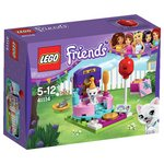 more details on LEGO Friends Party Styling Playset.