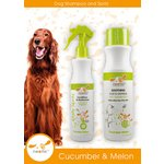 more details on Nooties Cucumber Melon Spritz and Shampoo for Dog and Cats.