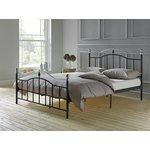 more details on Brynley Double Bed Frame - Black.