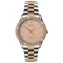 Sekonda Editions Ladies' Two-Tone Bracelet Watch