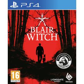 Blair Witch PS4 Pre-Order Game