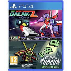 Galak Z & The Void PS4 Game Double Pack Pre-Order