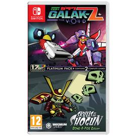 Galak-Z: The Void & Skulls of the Shogun Switch Pre-Order
