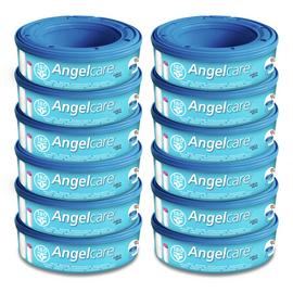 Angelcare Refill Cassettes - 12 Pack