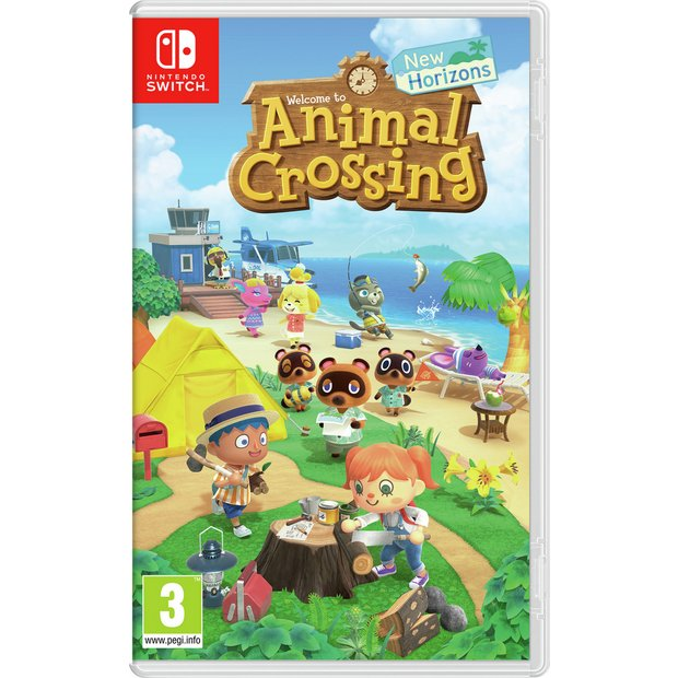 animal crossing switch console price
