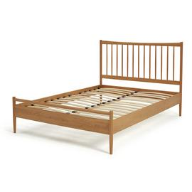 Argos Home Chiltern Spindle Double Bed Frame - Oak