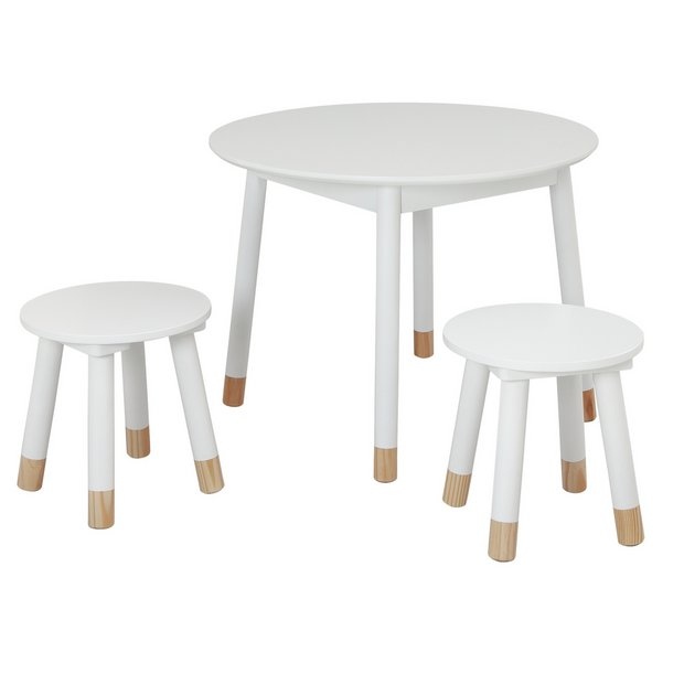 Buy Argos Home Scandi Play Table White Kids Tables And Chairs Argos