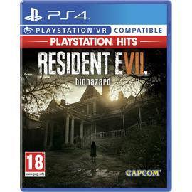 Resident Evil VII PS4 Hits Game (PS VR Compatible)