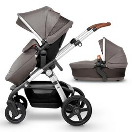 Silver Cross Wave Pram - Sable