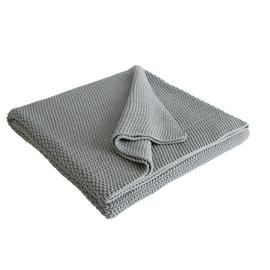 Habitat Paloma Throw - Light Grey