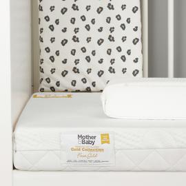 Mother&Baby First Gold AntiAllergy Foam Cotbed Mattress