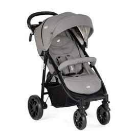 Joie Litetrax 4 Wheeler Pushchair - Grey Flannel