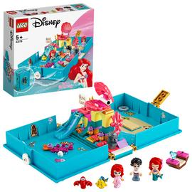 LEGO Disney Princess Ariel's Storybook Adventures Set- 43176