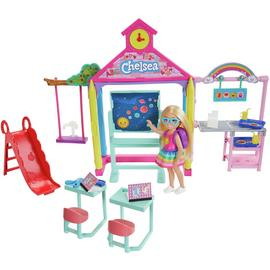 Barbie Chelsea Doll School Playset