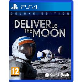 Deliver Us The Moon PS4 Pre-Order Game