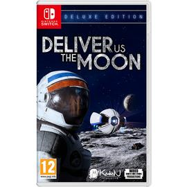 Deliver Us The Moon Nintendo Switch Pre-Order Game