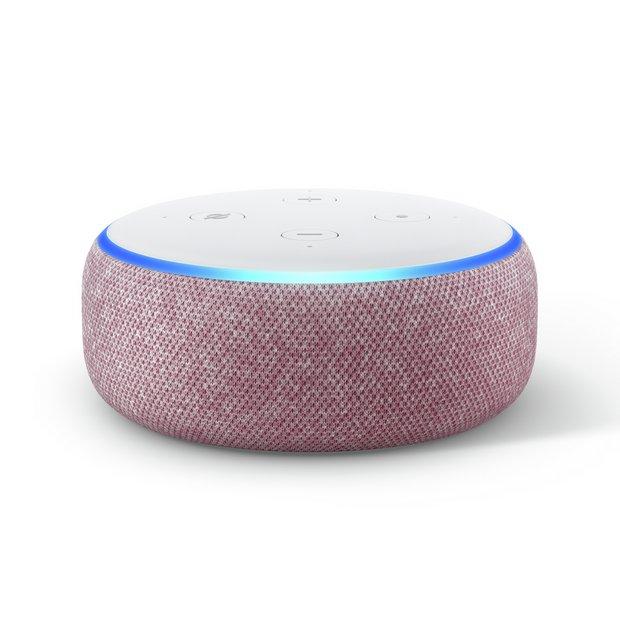 Amazon Echo Dot - Plum