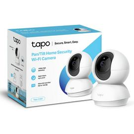 TP-Link Tapo C200 Pan/Tilt 1080P Wi-Fi Smart Indoor Camera