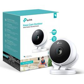 TP-Link Kasa 1080P W-Fi Smart Outdoor Camera