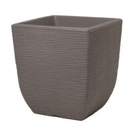 Keter 38cm Cotswold Planter - Dark Brown