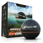 more details on Deeper Pro Plus Fishfinder.