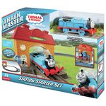 more details on Thomas & Friends Trackmaster Wellsworth Station Playset.